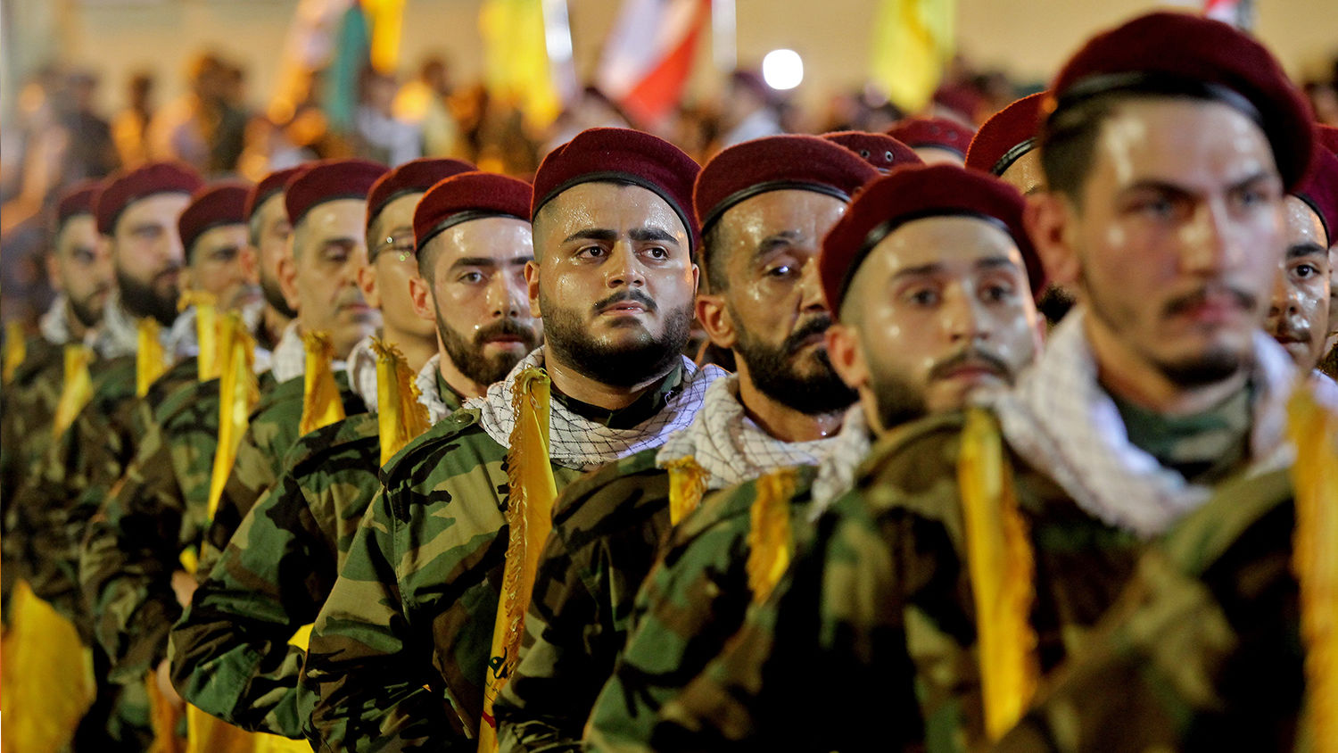 """UK freezes assets of entire Hezbollah movement following """"terrorist"""" tag"""