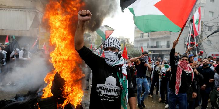 Palestinians junk Trump's Middle East peace plan