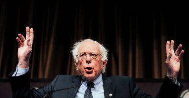 """Bernie Sanders Blasts Netanyahu """"Reactionary Racist"""""""