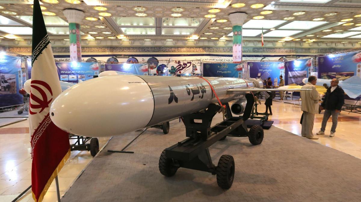 US Navy apprehends illicit shipment of Iranian-made warheads in the Arabian Sea