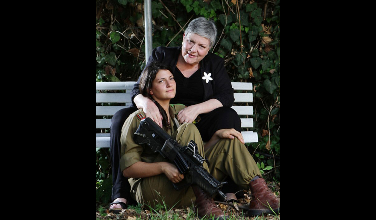 Young Female IDF commander awarded Medal of Valor for saving team against terrorist attack