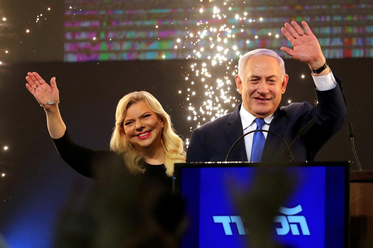 Benjamin Netanyahu Declares Victory in Israel Over Benny Gantz With 60 Seats