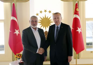 Turkey gave citizenship to Hamas members planning terror attacks