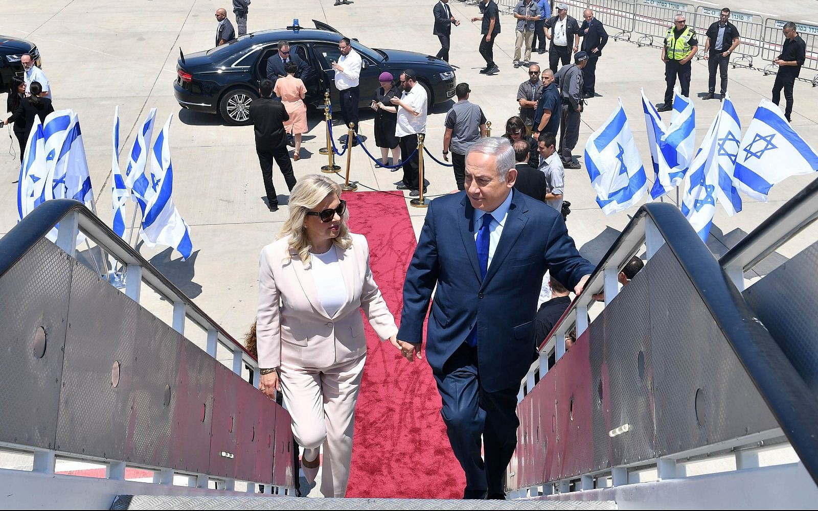 Private jet owners said to have told Netanyahu they didn't want him to use plane