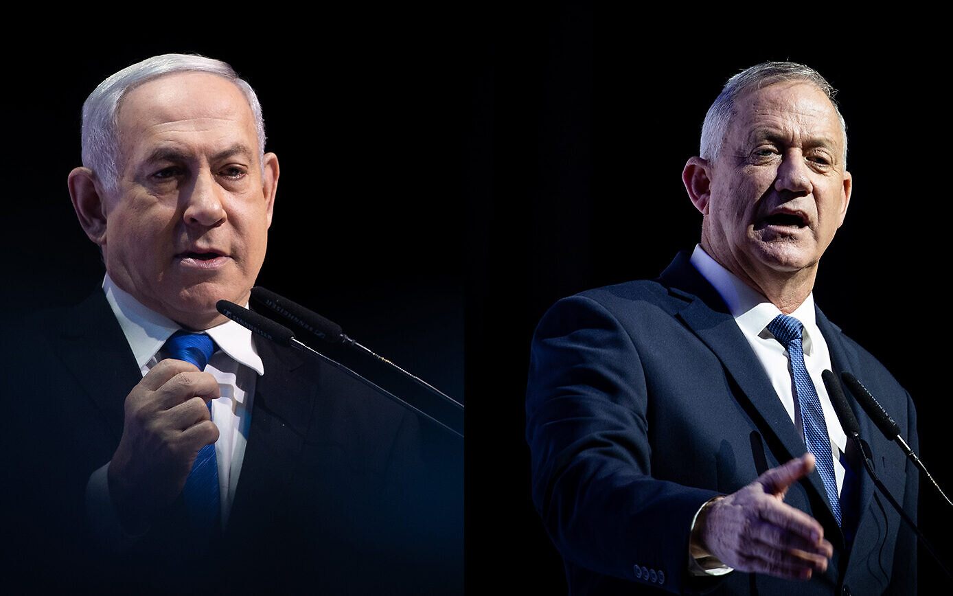 Benny Gantz Pushing the Bill To End the Prime Minister's Reign
