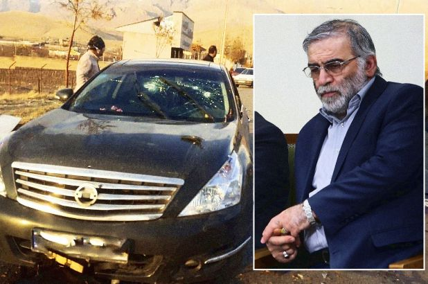 Iran Accuses Israel For Assassination of Nuclear Scientist, Vows Revenge