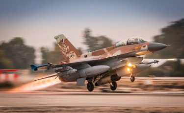 With Syria Strike, Israel Signals to Iran It Had Crossed a Red Line