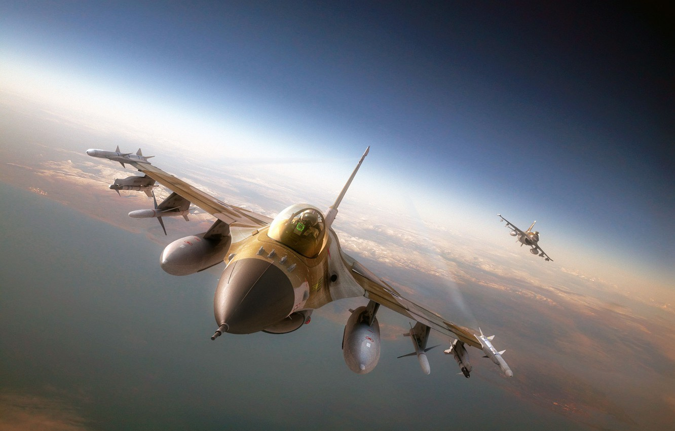 Israel's air strikes against Iranian military targets in Syria kill six