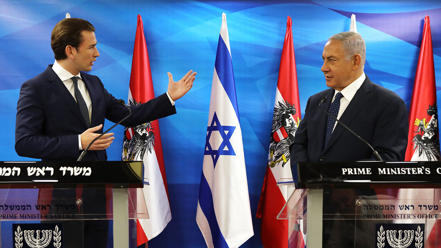 """Austria and Denmark look to Israel for second-generation Vaccines amid """"slow"""" EU rollout"""