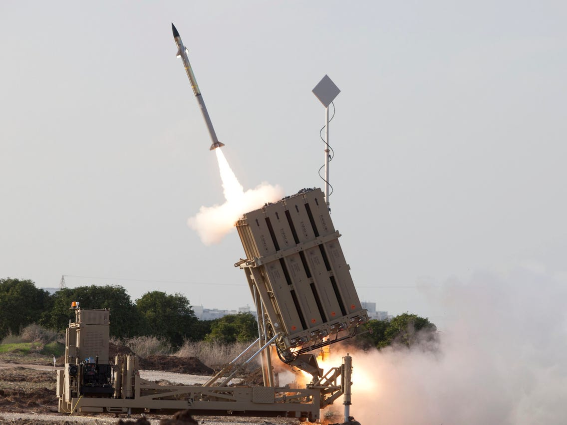 """Israel Unveils Upgraded """"Iron Dome"""", Capable of Intercepting Multiple Threats"""
