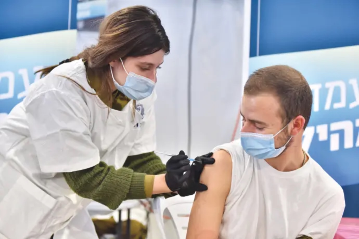 IDF becomes the world's first military to achieve herd immunity