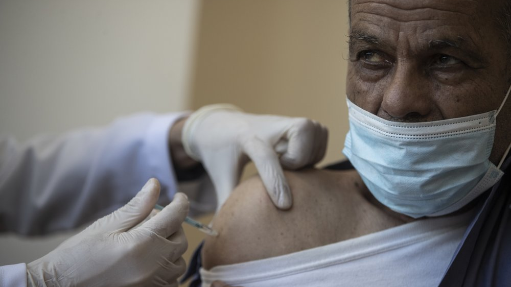 Palestine Receives 60,000 Doses of COVAX Vaccine